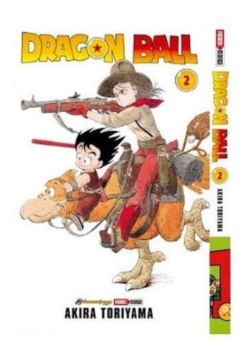 Manga Dragon Ball Volume 2 Akira Toriyama