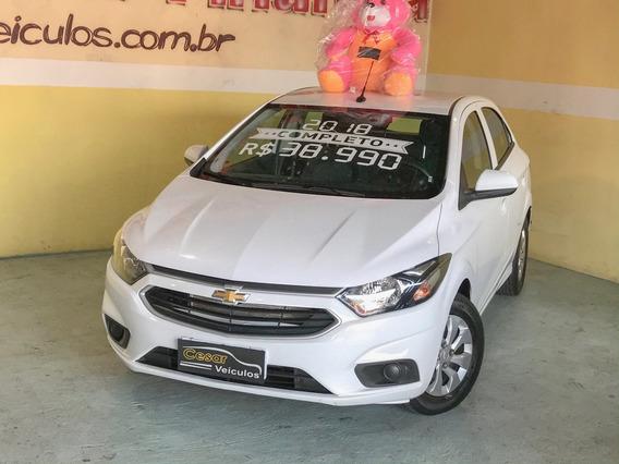 Chevrolet Onix 1.0 Lt Flex 2018 Completo