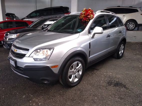 Chevrolet Captiva Ls At 2014!!! Impecable!!!cero Detalles!!!