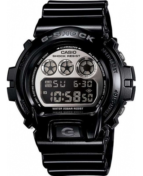 Relógio Casio G-shock Masculino Dw-6900nb-1dr