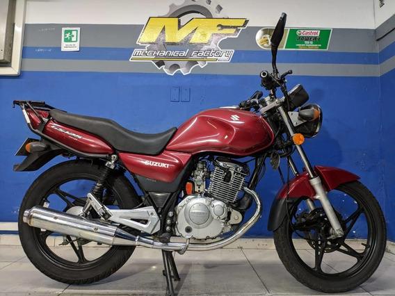 Suzuki Gs 125 2009 Perfecto Estado Traspasos Incluidos
