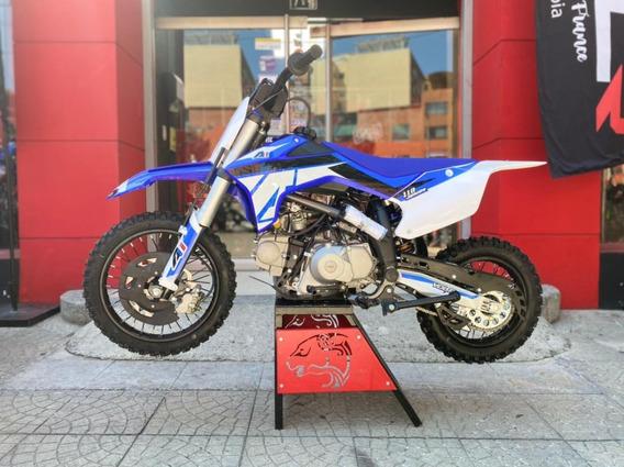 Moto Pitbike Enduro Motocross Apollo Aiii 110cc Plr