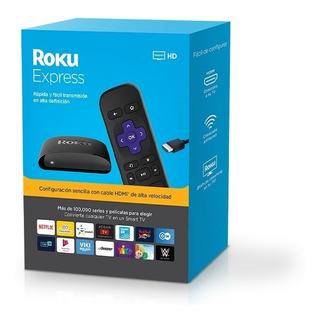 Roku Express Nemo Hd 1080p Netflix Spotify Tv Box Cuotas