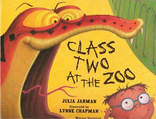 Class Two At The Zoo - Jarman Julia