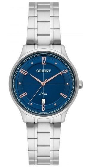 Relógio Orient Fbss1115 D2sx Eternal Feminino Azul- Refinado
