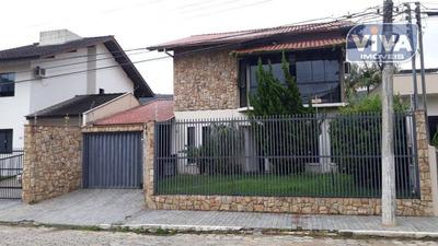 Casa Com 3 Dormitórios À Venda, 251 M² Por R$ 1.185.200 - Ressacada - Itajaí/sc - Ca0674