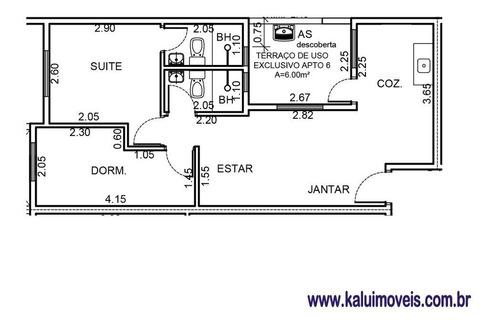 Apartamento Tipo Em Construção - Vila Pires - 74632