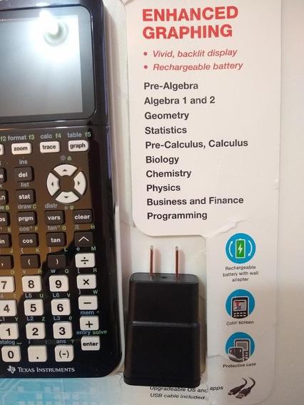 Calculadora Gráfica Texas Instruments Ti-84 Plus Ce Grap