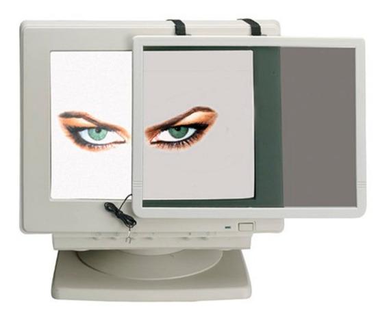 Filtro De Cristal Basico Para Monitor 14 Manhattan 421799