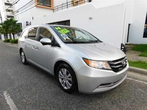 Honda Odyssey Limited