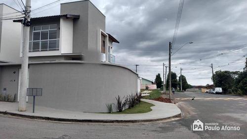 Imagem 1 de 4 de Casas No Bairro Campo Das Antas- Poços De Caldas Mg. - Ca1407