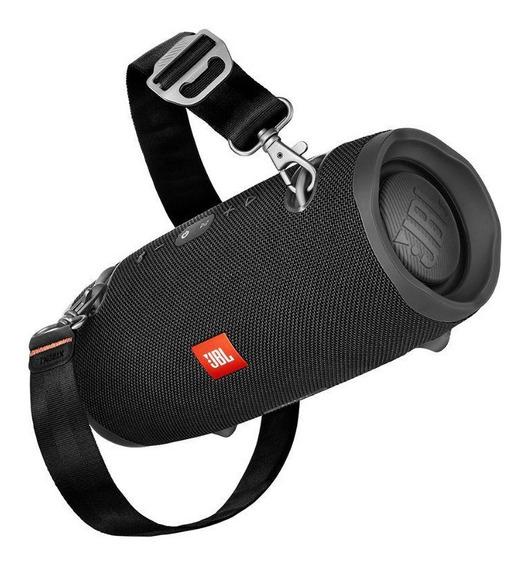 Caixa Som Bluetooth Jbl Xtreme 2 40w Preta Garantia De 1 Ano
