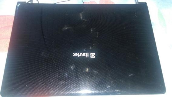 Itautec Infoway A7520+ Wi-fi+dobradiça+ Webcam Com Flete