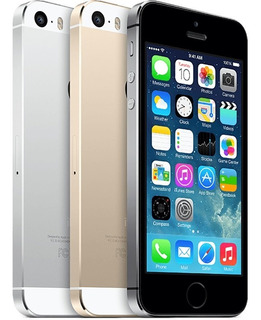 Apple iPhone 5s 16gb Seminovo 100% Funcional Imperdivel!!