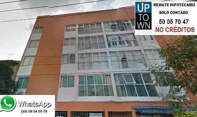 Departamento En Portales Norte, Df (ac-6235)