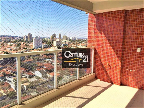 Imagem 1 de 30 de Apartamento Para Locação Com Maravilhosa Vista Para O Parque Ecológico.  R$ 3.100,00 - Ap0489