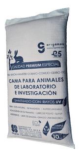 10kg Aserrín Clasificado Y Sanitizado Para Mascotas Costal