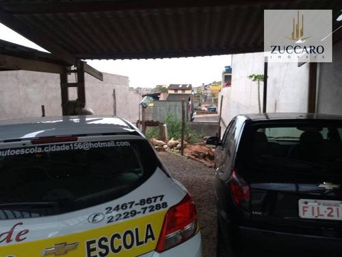 Terreno À Venda, 400 M² Por R$ 330.000,00 - Cidade Soberana - Guarulhos/sp - Te0738