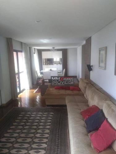Imagem 1 de 19 de Apartamento Com 3 Dormitórios À Venda, 147 M² Por R$ 1.100.000,00 - Santana (zona Norte) - São Paulo/sp - Ap0776