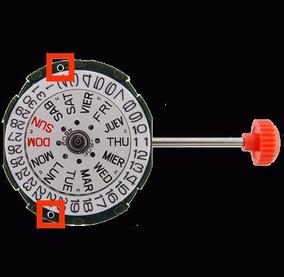 Máquinas Para Relógios De Pulso Modelo 2005/3 Novo