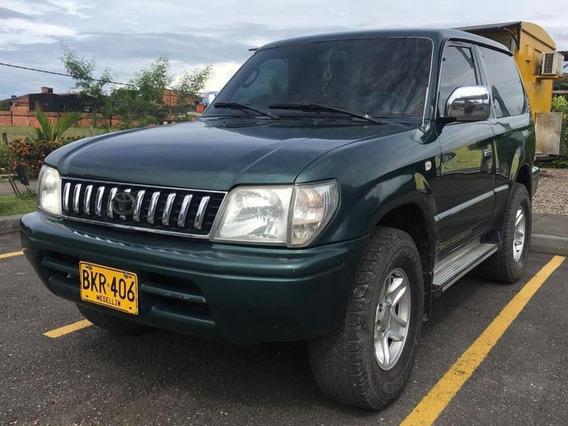 Toyota Prado Prado Gx