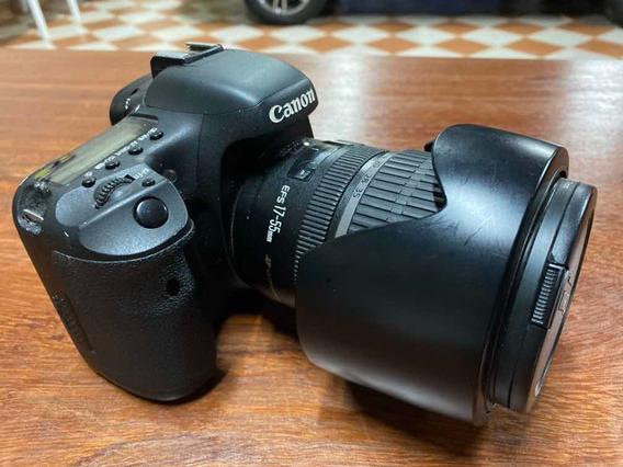 Canon 7d + Lente 17-55 Ultrasonic
