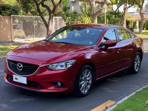 Mazda 6 V 2.0 2014