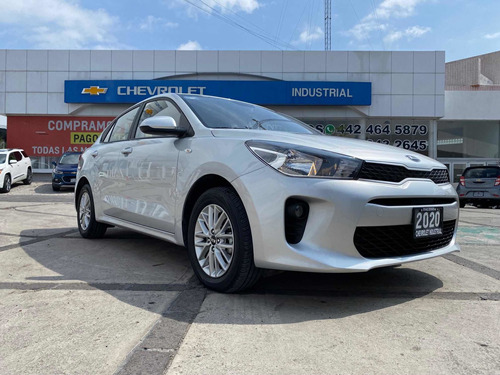 Imagen 1 de 14 de Kia Rio 2020 1.6 Lx Sedan At