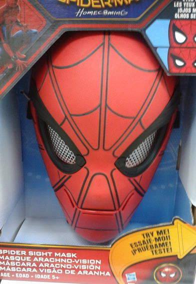 Mascara Spiderma Niño Juguete