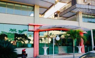Apartamento Com 1 Dormitório À Venda, 50 M² Por R$ 33.000 - Camboinhas - Niterói/rj - Ap2601