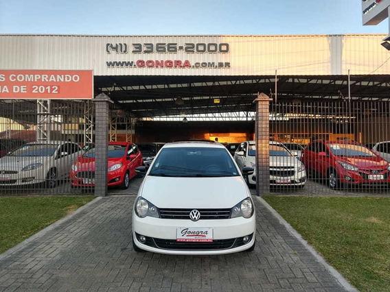 Volkswagen Polo Hatch 1.6 8v(sportline) 4p 2014