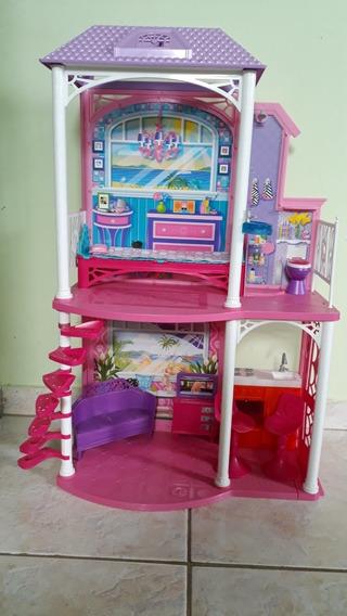 Casa Da Barbie Original Mattel