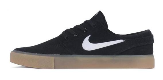 Tênis Nike Sb Zoom Janoski Tam Rm Preto E Latex