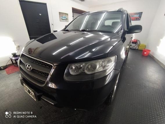 Hyundai Santa Fe 2009 2.7 V6 Gls 5mt Premium