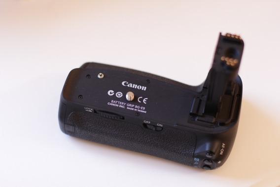 Battery Grip Bg-e9 Canon 60d Origina