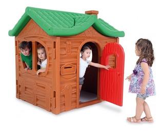 Casinha Da Montanha Infantil Brinquedo Festas Xalingo