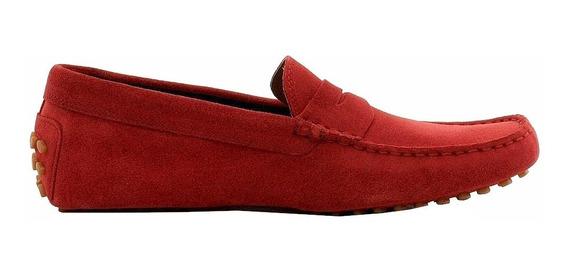 Lacoste Concours 1161 Cam Suede Red Original En Remate