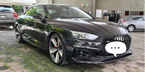 Imagen 1 de 10 de Audi Serie Rs Audi Rs5 2018 Negro