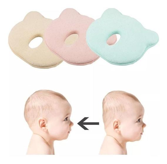 Almohada Bebé Prevención Cabeza Plana Bebé Recien Nacido