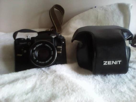 Camara Fotografica Zenit Made In Bielorusa Original