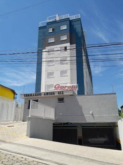Apartamento Com 2 Dormitórios À Venda, 75 M² Por R$ 435.000 - Chácara São José - Arujá/sp - Ap0450