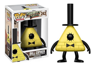 Funko Pop! Animation #243 Gravity Falls: Bill Cipher