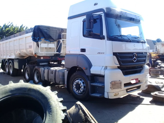 Mercedes-benz Mb 2644 Com Carreta