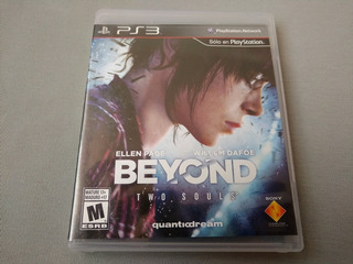Beyond Two Souls Original Para Ps3