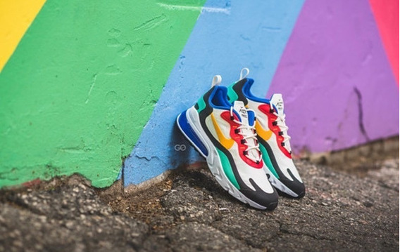 Tênis Air Max 270 React Bauhaus