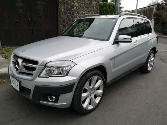 Mercedes-benz Clase Glk 3.0 300 Off Road At