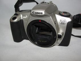 Corpo Canon Eos 300 - Perfeito Estado / Não Tem Lente