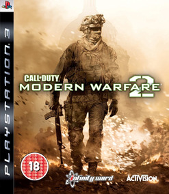 Call Of Duty Modern Warfare 2 Ps3 Psn Mais Dlc Envio Na Hora
