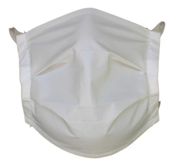 Cubrebocas Impermeable Lavable Tela Plisado (500pack)