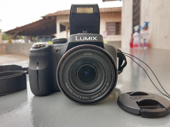 Câmera Semi Profissional PanasonicFz47